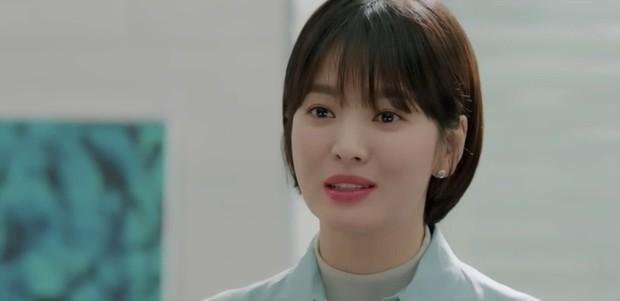 """""""Encounter"""" tập 8: Xem Song Hye Kyo - Park Bo Gum hôn môi ngọt ngào mà lòng buồn hiu hắt - Ảnh 2."""