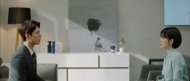 """""""Encounter"""" tập 8: Xem Song Hye Kyo - Park Bo Gum hôn môi ngọt ngào mà lòng buồn hiu hắt - Ảnh 5."""