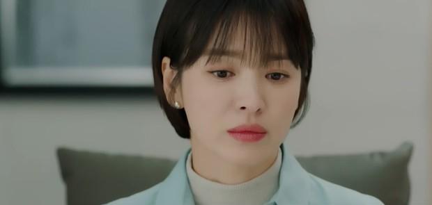 """""""Encounter"""" tập 8: Xem Song Hye Kyo - Park Bo Gum hôn môi ngọt ngào mà lòng buồn hiu hắt - Ảnh 7."""