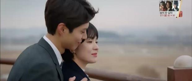 """""""Encounter"""" tập 8: Xem Song Hye Kyo - Park Bo Gum hôn môi ngọt ngào mà lòng buồn hiu hắt - Ảnh 12."""