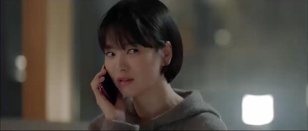 """""""Encounter"""" tập 8: Xem Song Hye Kyo - Park Bo Gum hôn môi ngọt ngào mà lòng buồn hiu hắt - Ảnh 25."""