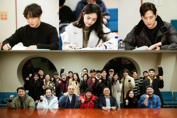 Jung Il Woo cấu kết Go Ara tạo phản giành ngôi trong phim mới Haechi - Ảnh 2.