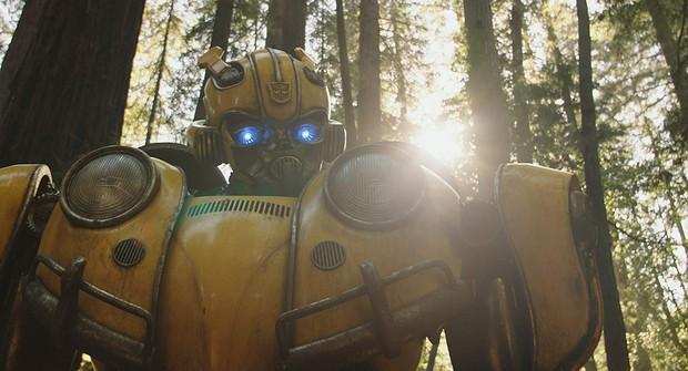 Tạo hình đã cute lạc lối, robot ong vàng Bumblebee phiên bản 2018 còn biết đốn tim cả thiên hạ - Ảnh 4.