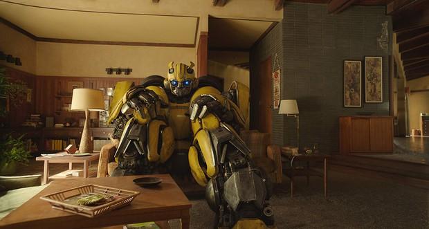 Tạo hình đã cute lạc lối, robot ong vàng Bumblebee phiên bản 2018 còn biết đốn tim cả thiên hạ - Ảnh 8.