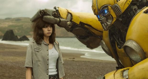 Tạo hình đã cute lạc lối, robot ong vàng Bumblebee phiên bản 2018 còn biết đốn tim cả thiên hạ - Ảnh 9.