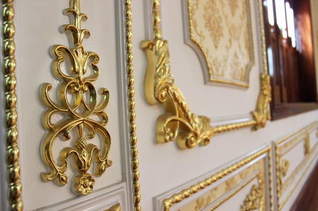 Sự thật về gia chủ và căn biệt thự dát toàn vàng ở Bà Rịa - Vũng Tàu - Ảnh 8.