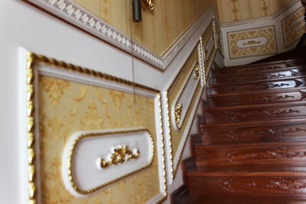 Sự thật về gia chủ và căn biệt thự dát toàn vàng ở Bà Rịa - Vũng Tàu - Ảnh 9.