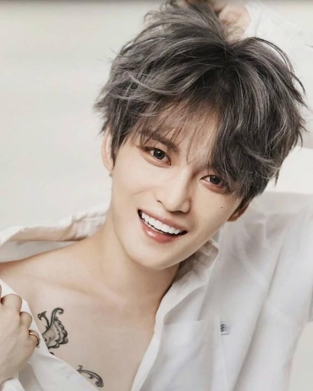 Bất ngờ tìm ra tình đầu 5 năm từng đá Jaejoong: Thánh ăn nổi tiếng trên Youtube và từng là thực tập sinh? - Ảnh 4.