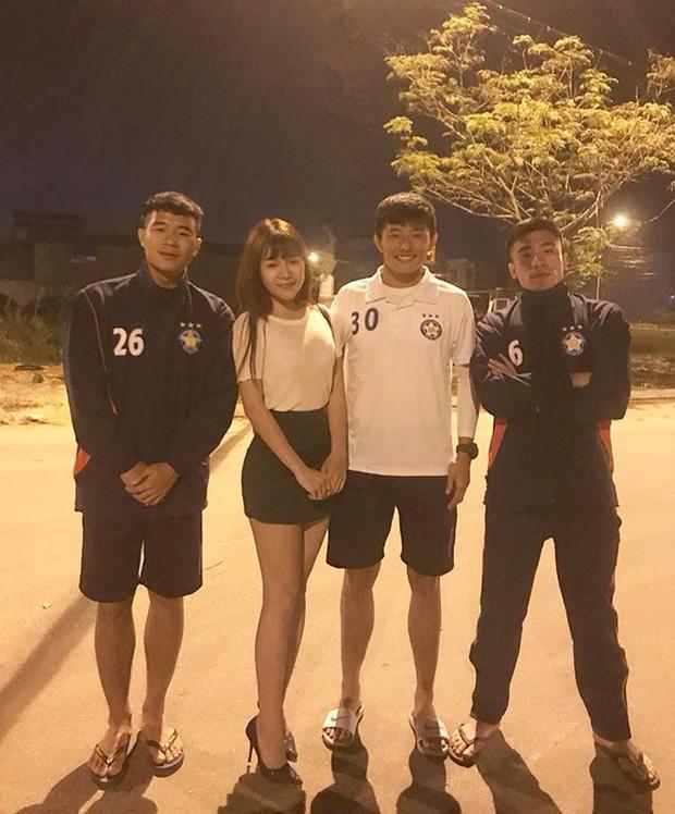 Trước Lâm Tây, Yến Xuân từng có mối tình gần 1 năm với chàng thủ môn kém mình đến 6 tuổi - Ảnh 5.