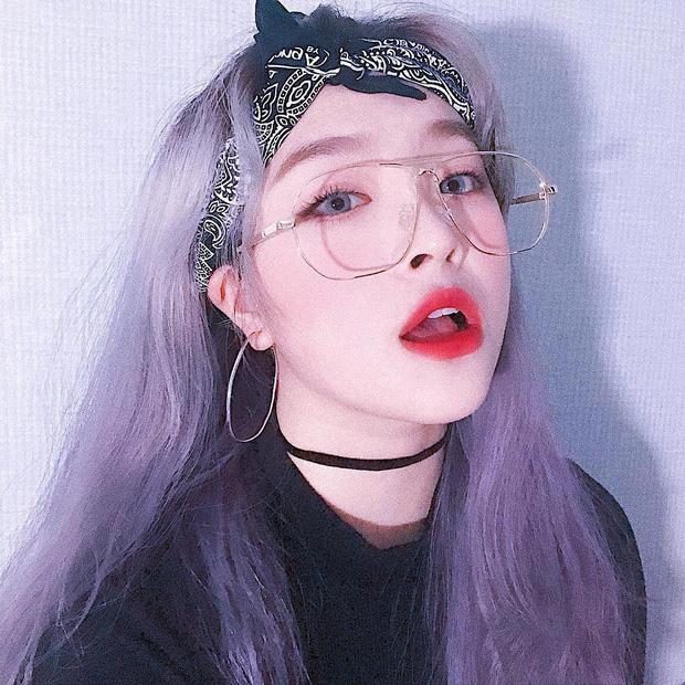 5 xu hướng tóc hot hit của năm 2019: quá bán đều đã được con gái Việt diện từ sớm, mới mẻ nhất là màu nhuộm tím lilac sương khói - Ảnh 5.