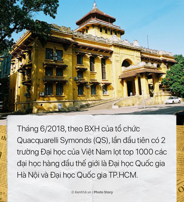 Những dấu ấn đáng ghi nhận của giáo dục Việt Nam 2018: lọt top trường ĐH tốt nhất thế giới, phá kỷ lục tại Olympic Quốc tế - Ảnh 1.