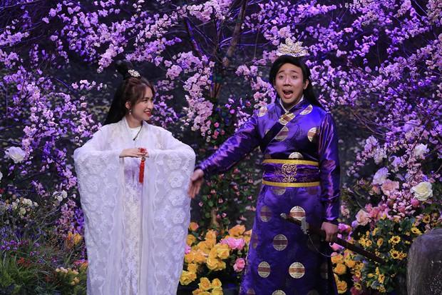 Hòa Minzy gặp tình huống y chang Hari Won từng mắc phải tại Ơn giời - Ảnh 3.