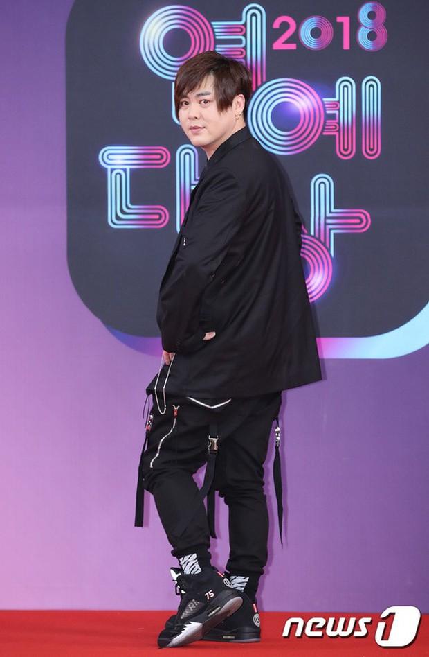 Thảm đỏ KBS Entertainment Awards: Vợ Lee Dong Gun lấn át dàn mỹ nhân sexy, cặp vợ chồng trẻ nhất Kpop xuất thần - Ảnh 28.