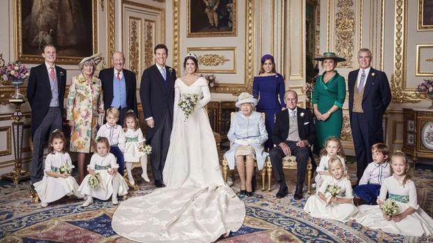 Điểm lại 3 đám cưới hoàng gia đình đám nhất 2018: Đám xa hoa đến mức lãng phí, đám giản dị kín đáo bất ngờ - Ảnh 11.