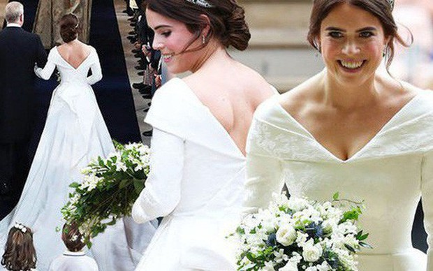 Điểm lại 3 đám cưới hoàng gia đình đám nhất 2018: Đám xa hoa đến mức lãng phí, đám giản dị kín đáo bất ngờ - Ảnh 10.