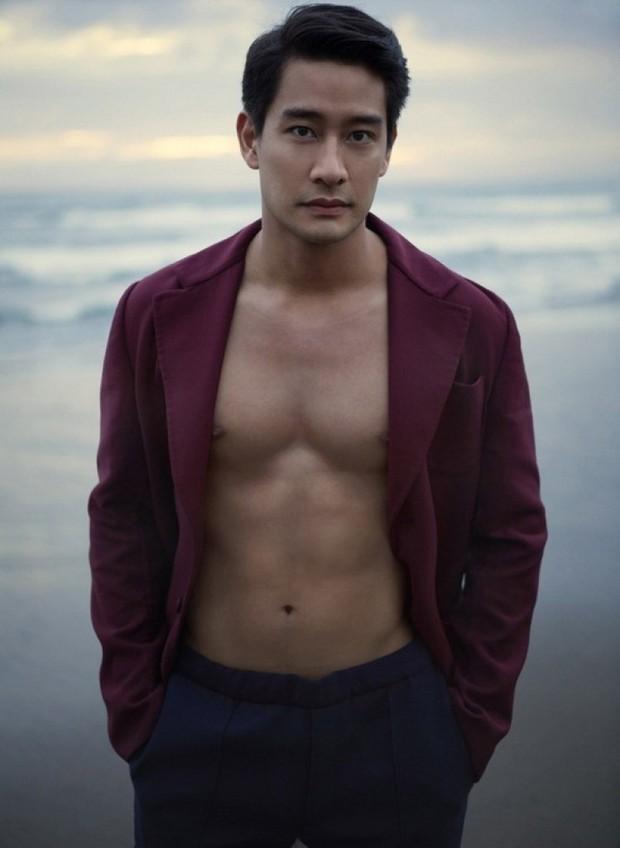 9 chàng diễn viên Thái Lan hễ xuất hiện trên màn ảnh năm 2018 là có fan đòi... rụng trứng - Ảnh 7.