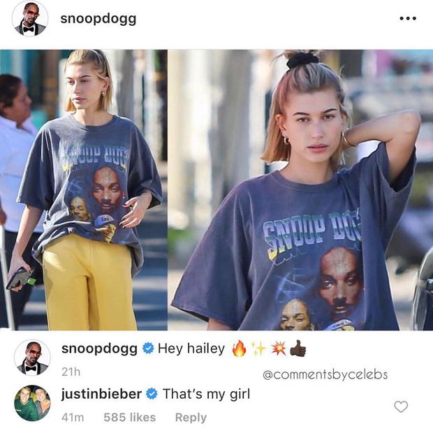 Vợ bị rapper 47 tuổi dòm ngó, Justin Bieber liền phản ứng thế nào? - Ảnh 1.