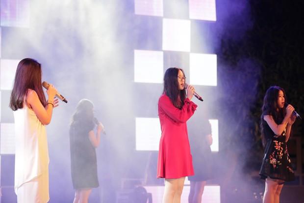 Học sinh các trường Quốc tế tại Hà Nội khoe combo đẹp, học giỏi, hát hay, nhảy chất trong cuộc thi Âm nhạc sôi động - Ảnh 9.