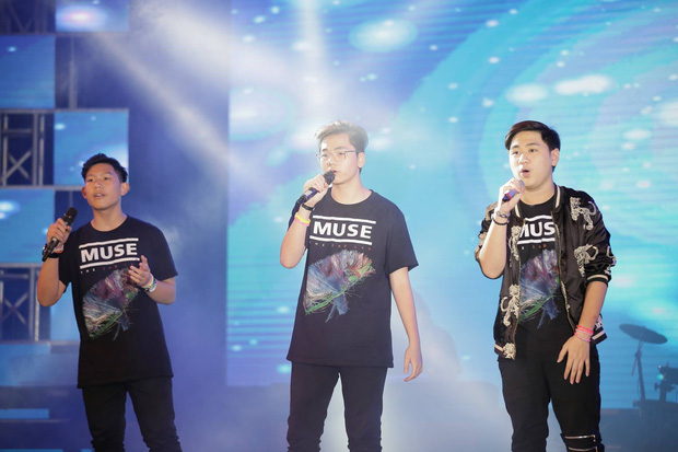 Học sinh các trường Quốc tế tại Hà Nội khoe combo đẹp, học giỏi, hát hay, nhảy chất trong cuộc thi Âm nhạc sôi động - Ảnh 14.