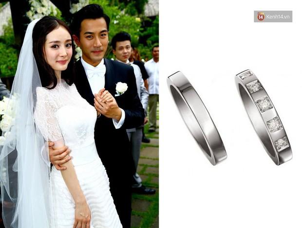 """Điều bất thường phía sau nhẫn cưới 70 triệu của Dương Mịch, khiến cô bị tố """"suốt 4 năm liền không đeo nhẫn"""" - Ảnh 2."""