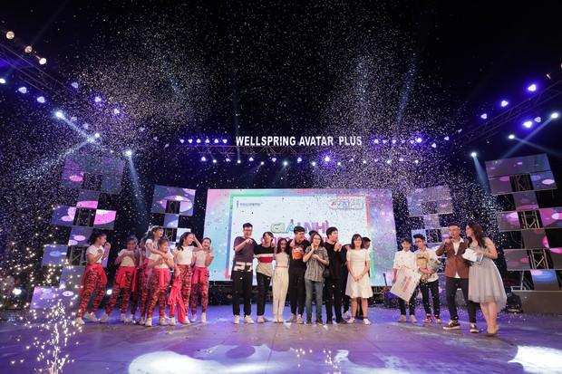 Học sinh các trường Quốc tế tại Hà Nội khoe combo đẹp, học giỏi, hát hay, nhảy chất trong cuộc thi Âm nhạc sôi động - Ảnh 1.