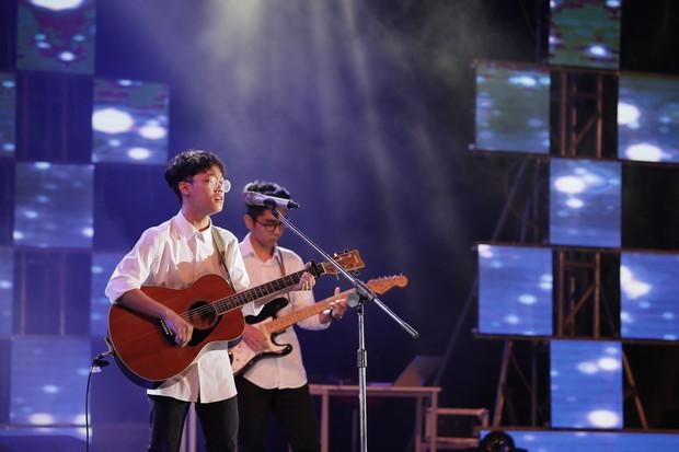 Học sinh các trường Quốc tế tại Hà Nội khoe combo đẹp, học giỏi, hát hay, nhảy chất trong cuộc thi Âm nhạc sôi động - Ảnh 5.