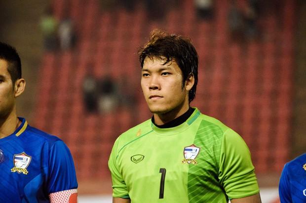 Thủ môn đang thi đấu ở châu Âu của Thái Lan chấn thương, bỏ ngỏ khả năng dự Asian Cup 2019 - Ảnh 1.