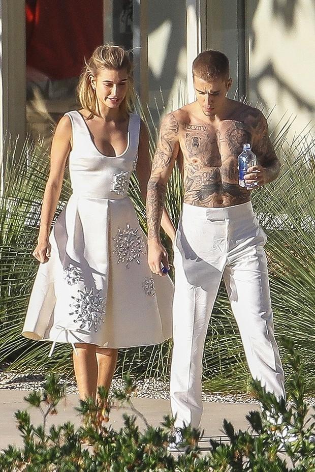 Vợ bị rapper 47 tuổi dòm ngó, Justin Bieber liền phản ứng thế nào? - Ảnh 2.