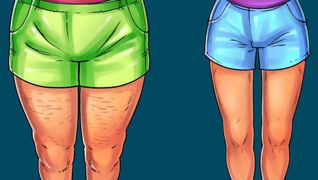Không tốn tiền mua dụng cụ, chỉ cần tập 7 bài này là bạn dễ dàng có đôi chân đẹp, cặp đùi thon như ý - Ảnh 8.
