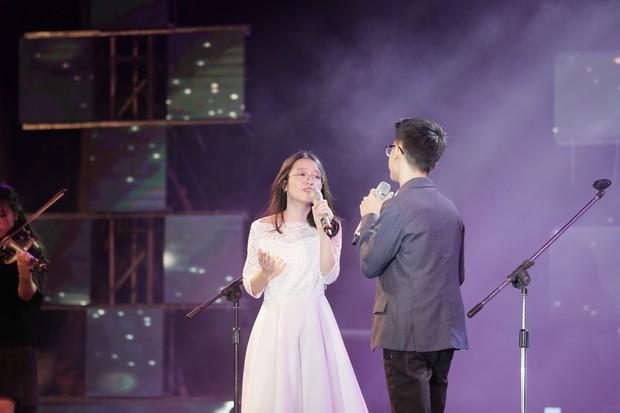 Học sinh các trường Quốc tế tại Hà Nội khoe combo đẹp, học giỏi, hát hay, nhảy chất trong cuộc thi Âm nhạc sôi động - Ảnh 13.