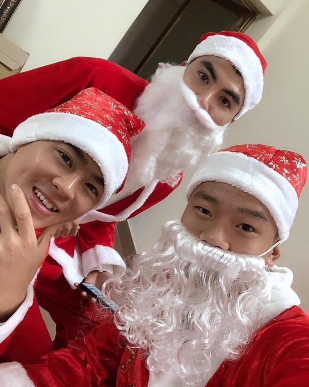 Đức Huy: Giáng sinh này các cháu ước gì để ông cho 2 con tuần lộc Quế Hải, Văn Toàn chiều lòng? - Ảnh 7.