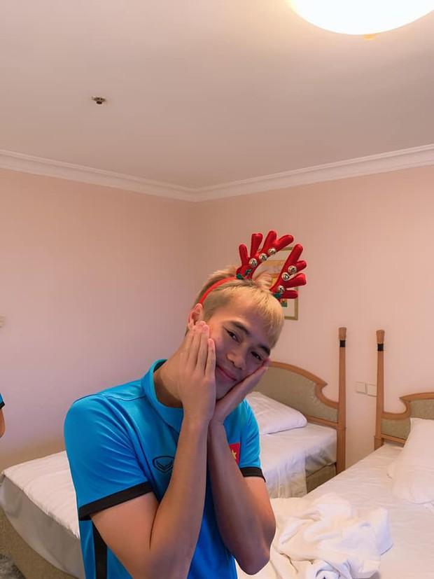 Đức Huy: Giáng sinh này các cháu ước gì để ông cho 2 con tuần lộc Quế Hải, Văn Toàn chiều lòng? - Ảnh 2.