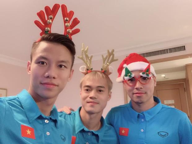 Đức Huy: Giáng sinh này các cháu ước gì để ông cho 2 con tuần lộc Quế Hải, Văn Toàn chiều lòng? - Ảnh 1.