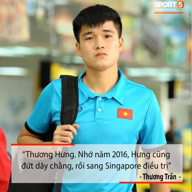 Fan hiến kế hài hước: Cho Đình Trọng vào bao, ném sang Hàn Quốc để tập trung điều trị chấn thương - Ảnh 9.