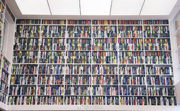 Choáng ngợp thư viện trường ĐH 57 tỷ, rộng 20.000 m2 được xây theo phong cách thuỷ cung - Ảnh 5.