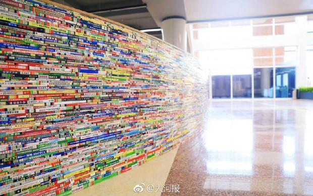 Choáng ngợp thư viện trường ĐH 57 tỷ, rộng 20.000 m2 được xây theo phong cách thuỷ cung - Ảnh 6.