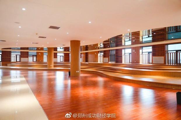 Choáng ngợp thư viện trường ĐH 57 tỷ, rộng 20.000 m2 được xây theo phong cách thuỷ cung - Ảnh 10.