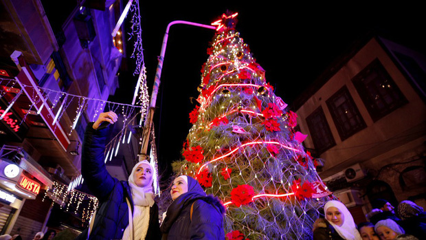 Giáng sinh an lành ở Syria: Từ mảnh đất đau thương đến sự sống và bình yên - Ảnh 1.