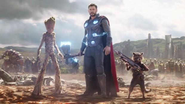 10 cảnh phim khiến fan siêu anh hùng xúc động phấn khích tột độ trong rạp cả năm nay - Ảnh 1.