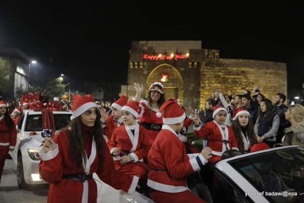 Giáng sinh an lành ở Syria: Từ mảnh đất đau thương đến sự sống và bình yên - Ảnh 4.