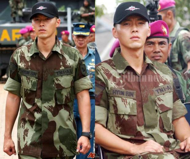 Ai ngờ nhập ngũ là thước đo nhan sắc chuẩn nhất của các nam thần Kbiz: Hyun Bin, Ji Chang Wook gây sốc vì mặt mộc - Ảnh 14.
