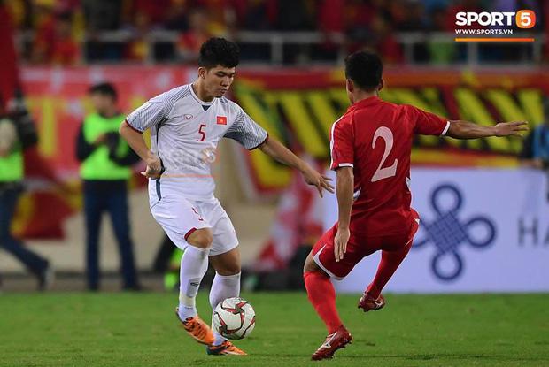 Việt Nam 1-1 CHDCND Triều Tiên: Thầy trò HLV Park Hang-seo để tuột chiến thắng tiếc nuối - Ảnh 2.