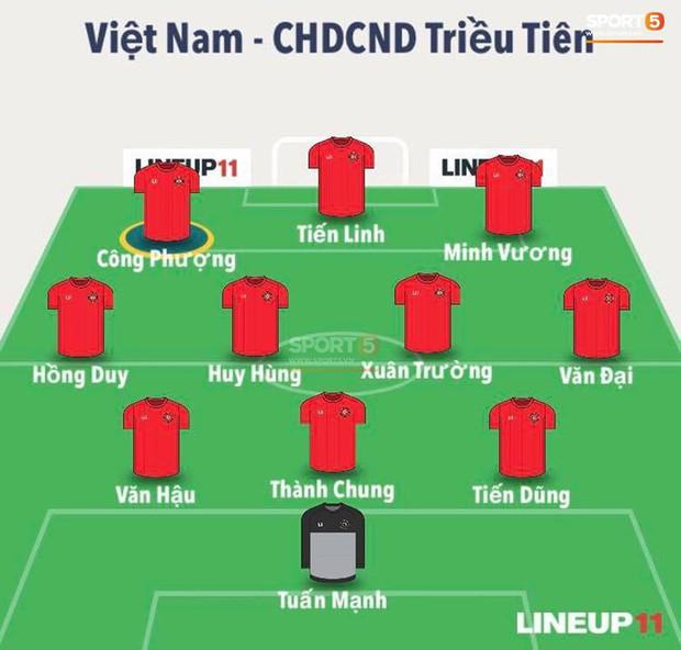 Việt Nam 1-1 CHDCND Triều Tiên: Thầy trò HLV Park Hang-seo để tuột chiến thắng tiếc nuối - Ảnh 4.