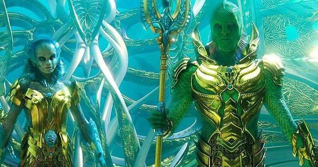 7 chi tiết mà fan DC có thể vỗ ngực tự hào vì Aquaman cool hơn Black Panther nhiều lần - Ảnh 6.