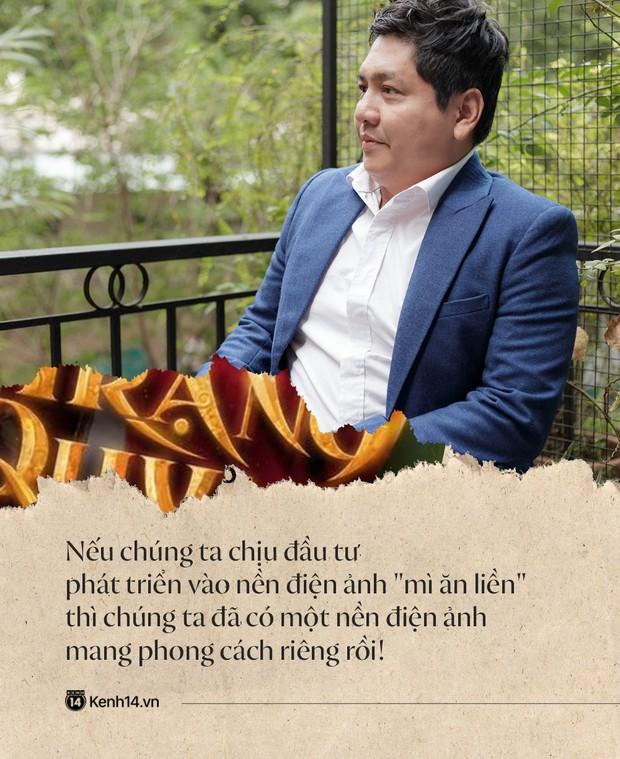 Trạng Quỳnh, đạo diễn Đức Thịnh và giấc mơ về thời kỳ mì ăn liền của điện ảnh Việt - Ảnh 7.