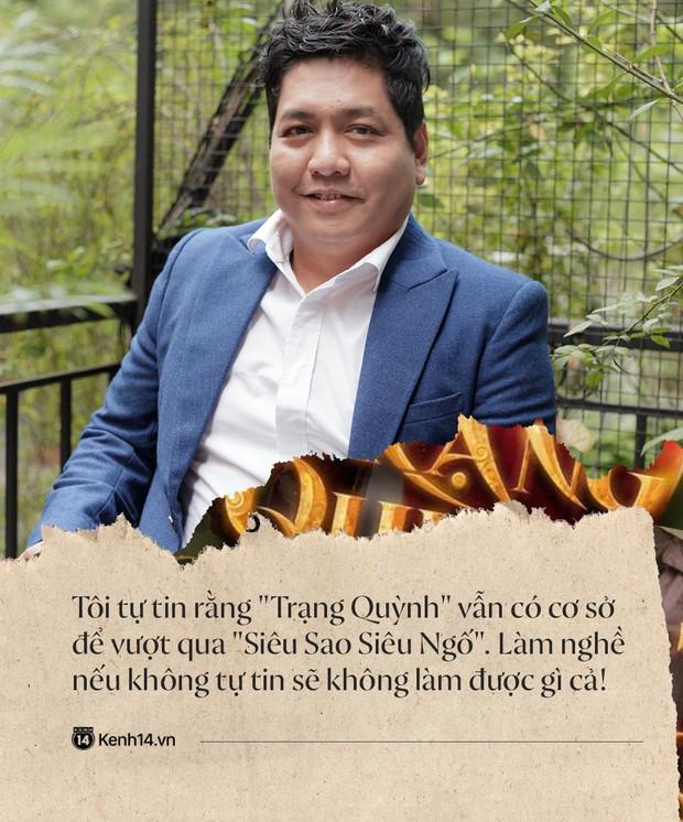 Trạng Quỳnh, đạo diễn Đức Thịnh và giấc mơ về thời kỳ mì ăn liền của điện ảnh Việt - Ảnh 13.