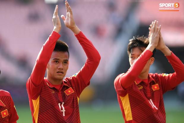 Không phải Đình Trọng, đây mới là cầu thủ HLV Park Hang-seo gọi bổ sung lên tuyển Việt Nam - Ảnh 1.