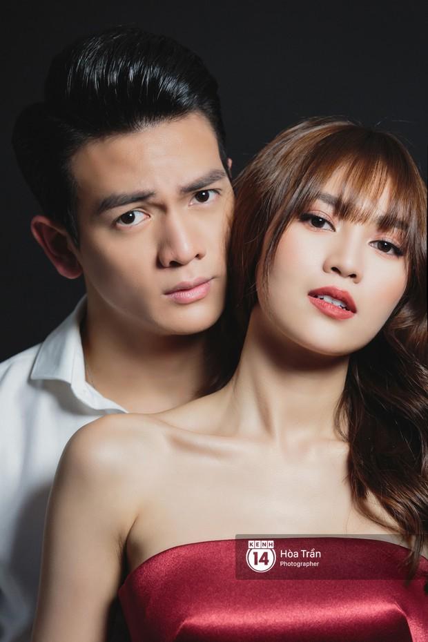 Gái già Ninh Dương Lan Ngọc và phi công Lê Xuân Tiền kể chuyện hôn 5 tiếng đến trôi son và bị ép nude 100% cho xong cảnh nóng - Ảnh 13.