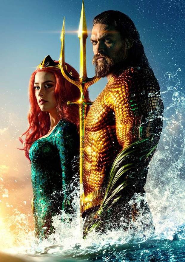 7 chi tiết mà fan DC có thể vỗ ngực tự hào vì Aquaman cool hơn Black Panther nhiều lần - Ảnh 3.