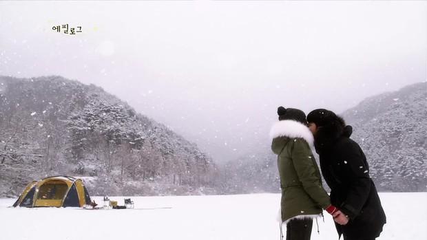 Nhớ ơi là nhớ những cảnh tuyết rơi siêu cấp lãng mạn trong phim Hàn giữa tiết trời Hà Nội se lạnh thế này!  - Ảnh 12.